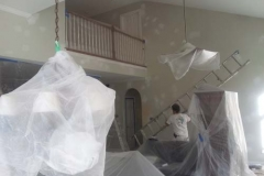 Before a Top-Quality Interior Painting in Raleigh project