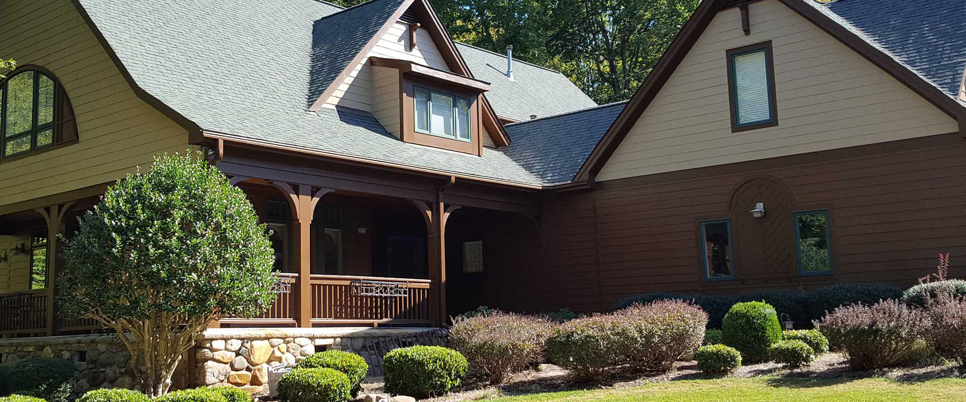 Raleigh exterior painting raleigh painting contractor - Exterior house painting contractors ...