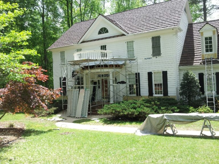Exterior Services Raleigh Exterior Painting Contractor Osborne Painting