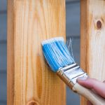 Fence Painting Contractor Raleigh