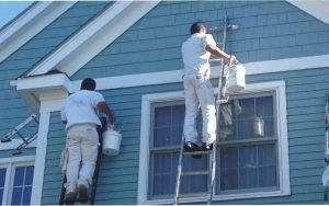 raleigh exterior home painters